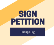 Change.org Online Petition